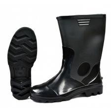 Сапоги ПВХ - Лайт мужские черные