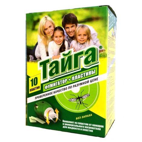 Комплект от комаров Тайга ИН-56
