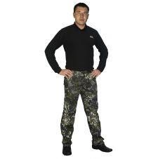Брюки «Армия» (ткань: смесовая, цвет: 065-1) 7.62