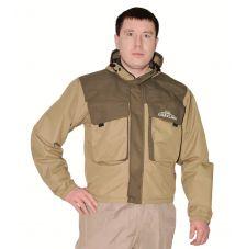Куртка «Дельта» (ткань: таслан, цвет: св. хаки) Grayling