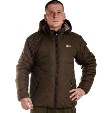 Куртка «Партизан» (ткань: таслан, цвет: коричневый) Payer