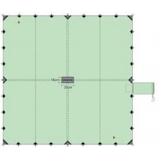 Тент Баск Canopy V3 6х6