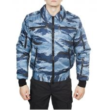 Куртка Демисезонная МПА-34 (твил/файберсофт, серо-голубой камыш), Magellan (200340075)