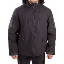 Куртка МПА-26-01 КМФ (софтшелл, черный), Magellan (500261070)