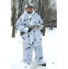 Костюм маскировочный для зимней охоты (куртка + брюки)