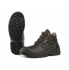 Ботинки кожаные СТИКС ПУ с МП