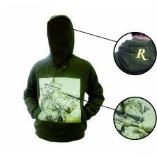 Свитер (толстовка с капюшоном и принтом) Remington