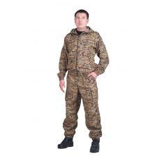 Костюм «Спецназ» (ткань рип-стоп, цвет коричневая цифра) 7.62