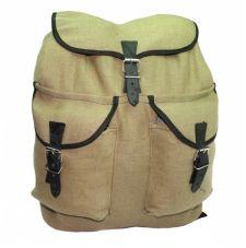 Рюкзак брезентовый, 65 л. (МВЕ)
