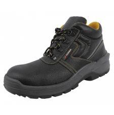 Ботинки кожаные PROFI с МП