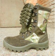 Ботинки с высокими берцами Garsing Shot Camo Multi