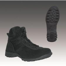 Ботинки Garsing Aravi Black Suede