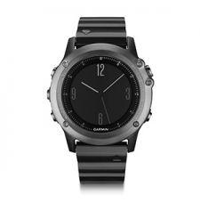 Garmin FENIX® 3 HRM Sapphire С металлическим браслетом и пульсометром
