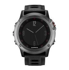 Garmin FENIX 3 Серый с черным ремешком