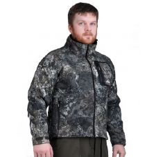 Костюм «Тамань» (ткань: софт-шелл, цвет: темная вода)(капюшон) Grayling
