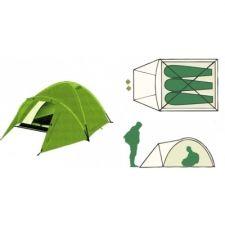 Палатка туристическая Remington 3-местная (215*140*115)