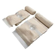 Эластичный марлевый бинт с клапаном давления (3 метра, 4 слоя) Tactical Medical Solutions Olaes Modular Bandage