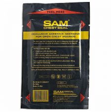 Пластырь Sam Chest Seal 2