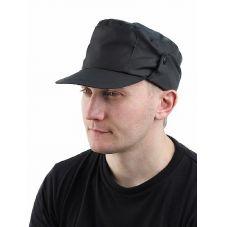 Кепка мужская зимняя черная