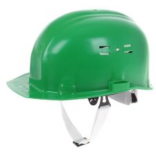 """Каска промышленная """"Исток"""" зеленая"""