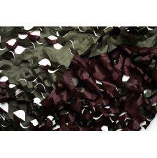"""Сеть маскировочная """"Лайт"""" ЛЗК-3 2х3м (зелёный-коричневый)"""