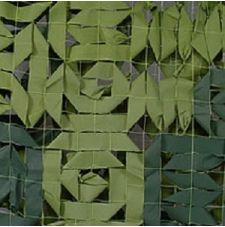 """Сеть маскировочная """"Стандарт"""" МС1-3 3х3м (зелёный)"""