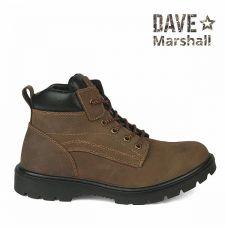 Ботинки кожаные VERNON-BH-6''