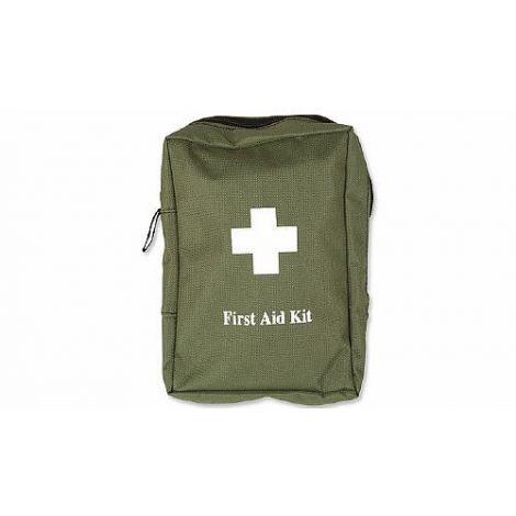 Первая помощь 'AID KIT LGE' MIL-TEC, цвет Olive