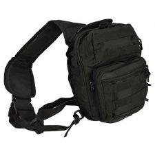 Рюкзак на одной лямке Small Mil-Tec, цвет Black
