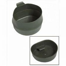 Кружка 'FOLD-A-CUP' MIL-TEC 200мл., цвет Olive Green