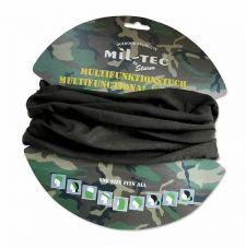 Мультифункциональный платок MILTEC, цвет Black
