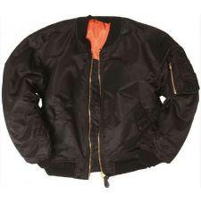 Куртка летная МА1, цвет Black