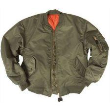 Куртка летная МА1, цвет Olive