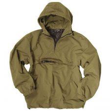 Куртка ANORAK COMBAT Mil-Tec, цвет Coyote