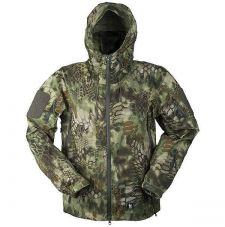 Куртка HARDSHELL BREATHABLE Mil-Tec, цвет Mandra Wood