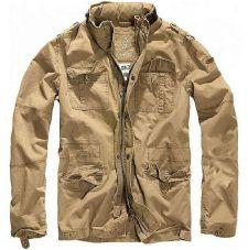 Куртка BRITANNIA Brandit, цвет Camel