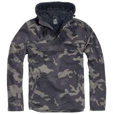Куртка WINDBREAKER Brandit, цвет Darkcamo