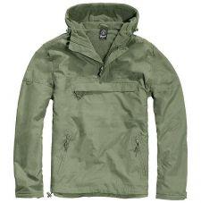 Куртка WINDBREAKER Brandit, цвет Olive