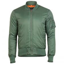 Куртка BASIC BOMBER Surplus, цвет Olive