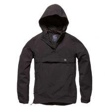 Куртка анорак Shooter Vintage, цвет Black