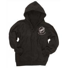 Толстовка с капюшоном 'Fallschirmjager' MIL-TEC, цвет Black
