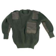 Детский свитер MIL-TEC, цвет Olive