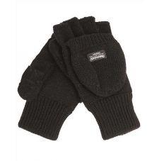 Перчатки-варежки акриловые MIL-TEC, цвет Black
