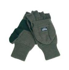 Перчатки-варежки акриловые MIL-TEC, цвет Olive