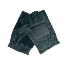 Перчатки кожаные щитовые без пальцев