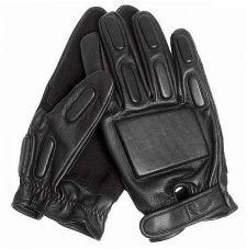 Перчатки кожаные щитовые