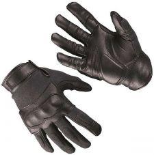 Перчатки тактические кожаные ARAMIDE, цвет Black