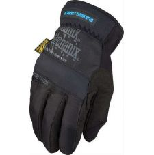 Перчатки FASTFIT Insulated Winter Mechanix, цвет Black
