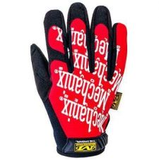Перчатки ORIGINAL Mechanix, цвет Red