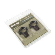 Кольца для прицела Veber 2511 HS